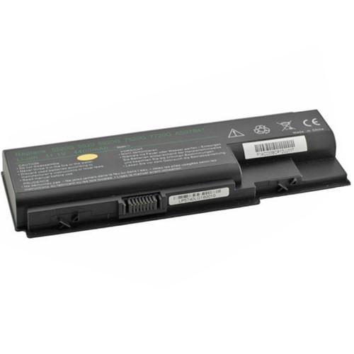 Notebook-Akku für Acer Aspire 5230, 5520, 5920 Serien 10,8V 4400mAh Li-Ion (kein Original)