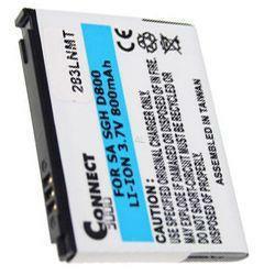 Akku passend für Samsung BST4968BAB 3,7Volt 550mAh Li-Ion (kein Original)