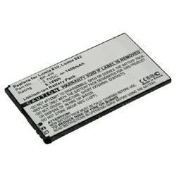 Akku passend für Nokia BP-4W 3,7Volt 1.400mAh Li-Ion (kein Original)