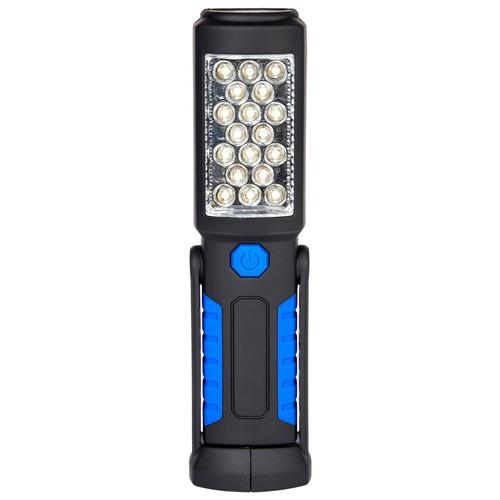LED Inspektionslampe mit 18 LEDs - magnetische Automotive Arbeitsleuchte