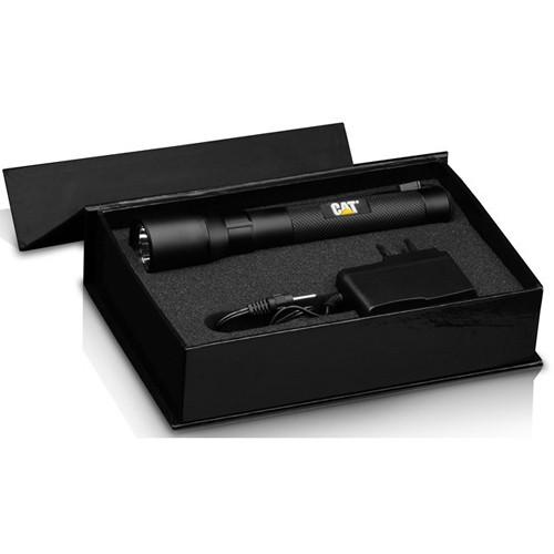 Taschenlampe CT12356PB Akku-Taschenleuchte T6 in Design-Geschenkbox von Cat
