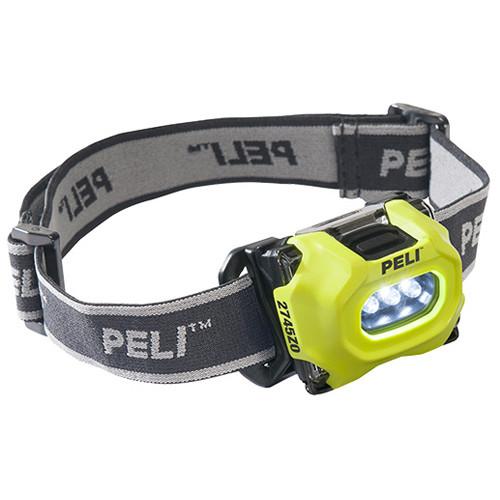 Peli 2745Z0 LED-Kopfleuchte, inkl. Batterien