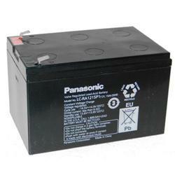Panasonic Bleiakku LC-RA1215P1 12,0Volt 15Ah mit 6,3mm Steckanschlüssen