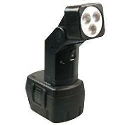 AP LED-Lampe Phantom AL270D passend für 12V Bosch Werkzeug-Akkus