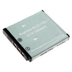 Akku passend für Kodak KLIC-7001 3,7Volt 720mAh Li-Ion (kein Original)