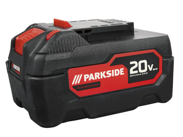 Parkside Performance PAPP 20 B2 Akku 5.0Ah