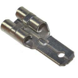 Bleiakku Anschluss Adapter für Stecksystem 6,3 => 4,8 mm