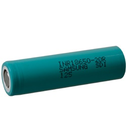 Samsung INR18650-20R Akku Test