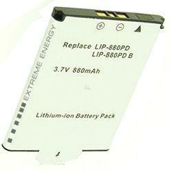Akku passend für Sony LIP-880PD 3,7Volt 880mAh Li-Ion (kein Original)
