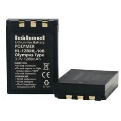 Akku passend für Olympus LI-10B / LI-12B 3,7Volt 1.200mAh Li-Ion (kein Original)