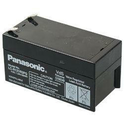 Panasonic Bleiakku LC-R121R3PG 12,0Volt 1,3Ah mit 4,8mm Steckanschlüssen