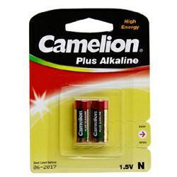 Camelion Alkaline LR01 Lady (N) Batterie 1,5Volt AlMH im 2er Blister