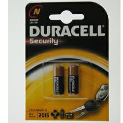 Duracell MN9100 LR01 Lady (N) Batterie 1,5Volt AlMN im 2er Blister
