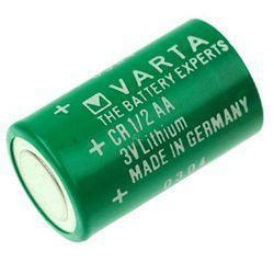 Varta Lithium Batterie CR1/2AA Spezial-Batterie 3,0 Volt