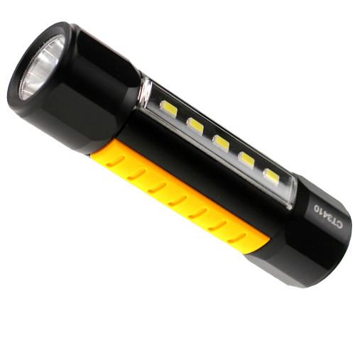 Doppelstrahlige LED Hochleistungstaschenlampe von Caterpillar
