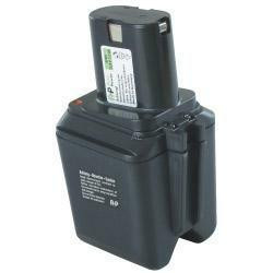 Akku passend für Bosch 2 607 335 180 mit 12V 3,0Ah Ni-MH