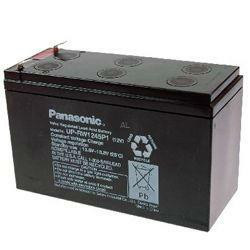 Panasonic Hochstrom Bleiakku UP-VW1245P1 12,0Volt 7,8Ah mit 6,3mm Steckanschlüssen
