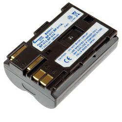 Akku passend für Canon BP-508 7,4Volt 1400mAh Li-Ion (kein Original)