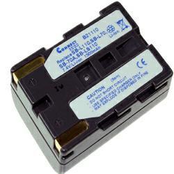 Akku passend für Samsung SB-L110 7,4Volt 1.500mAh Li-Ion (kein Original)