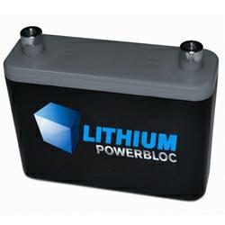 LiIon Starter-Akku LBP2.5 13.2 V 2400 mAh Innengewinde für Universal