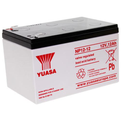 Yuasa Bleiakku NP12-12 12,0Volt 12,0Ah mit 6,3mm Steckanschlüssen