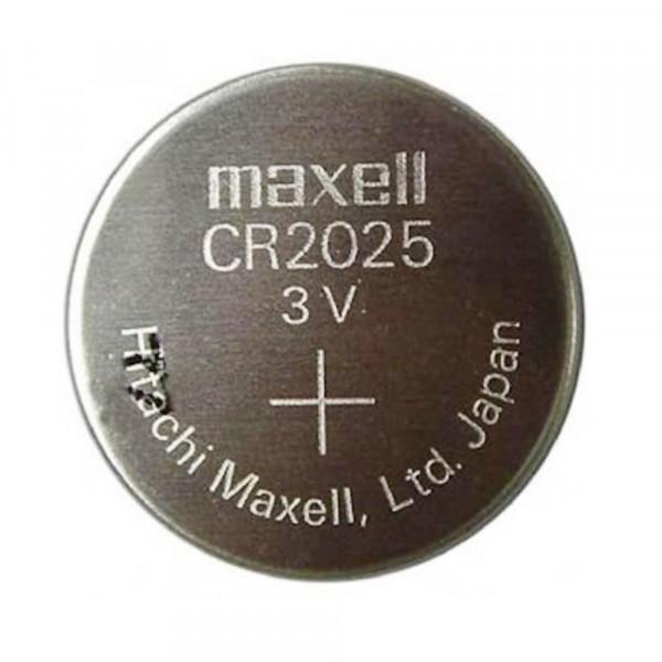 Maxell Lithium-Knopfzelle CR2025 3,0Volt 148mAh