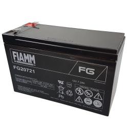 Fiamm FG2072112V 7.2Ah Akku Test