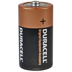 Duracell MN1300 OEM Mono Batterie Test