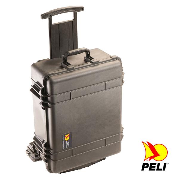 Peli 1560M Reise-Gerätekoffer, Case 1560 Mobilität schwarz