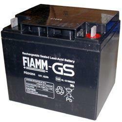 FIAMM Bleiakku FG24204 12 Volt 42,0Ah mit M6 Schraubanschluss