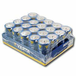 Varta Baby Batterie 20 Stück 4014 LR14 C
