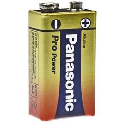 Panasonic 9V Pro Power Batterie Test, erreichte Zeit: 168 Min.