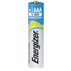 Energizer Hightech AAA Micro Test, erreichte Zeit: 47 Min.