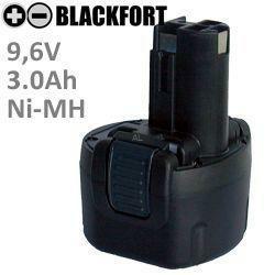 9,6V O-Pack Akku passend für Bosch 2 607 335 540 mit 3,0Ah Ni-MH