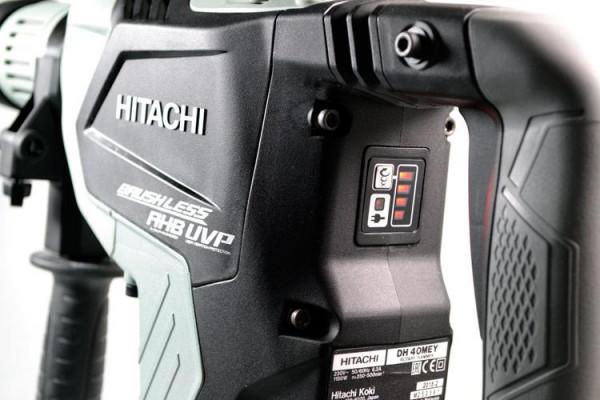 DH 40MEY HiKoki Bohr- und Meißelhammer, elektro-pneumatischer SDS-max Hammer