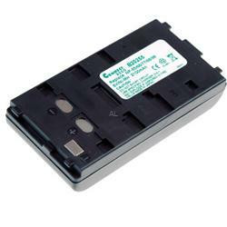 Akku passend für Sony NP-55 6,0Volt 2.100mAh Ni-MH (kein Original)
