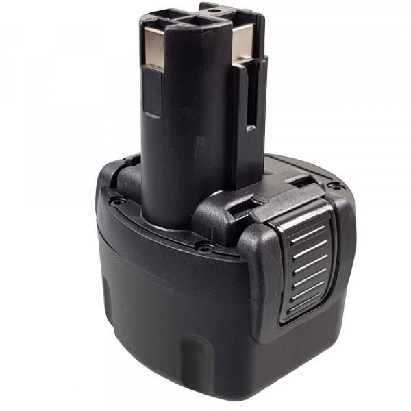 Werkzeug-Akku passend für Bosch 2607335540 mit 9,6V 1,7Ah Ni-MH (P262)