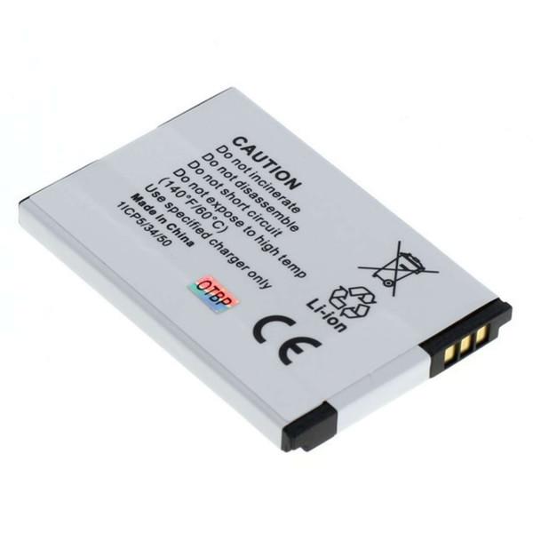 Akku für Siemens GigaSet SL400 mit 3,7V 830mAh Li-Ion