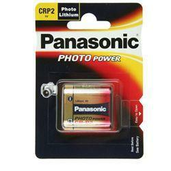 Panasonic CR-P2 Photo Lithium Batterie