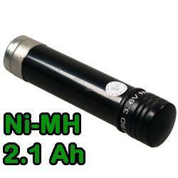 Akku für Black & Decker VersaPak VP100 mit 3,6Volt 2,1Ah Ni-MH