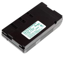 Akku passend für Hitachi VM BP82 6,0Volt 2.100mAh NiMH (kein Original)