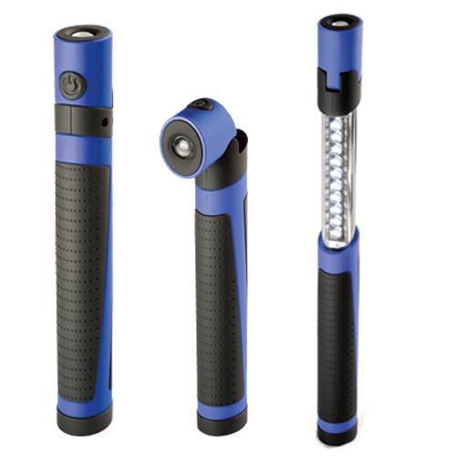 LED Inspektionslampe ausziehbar, Taschenlampe knickbar, magnetisch