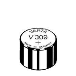 Varta Uhrenbatterie V309 im 10er Pack