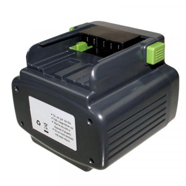 Akku passend für Hitachi EB 2430HA mit 24V 3,0Ah Ni-MH