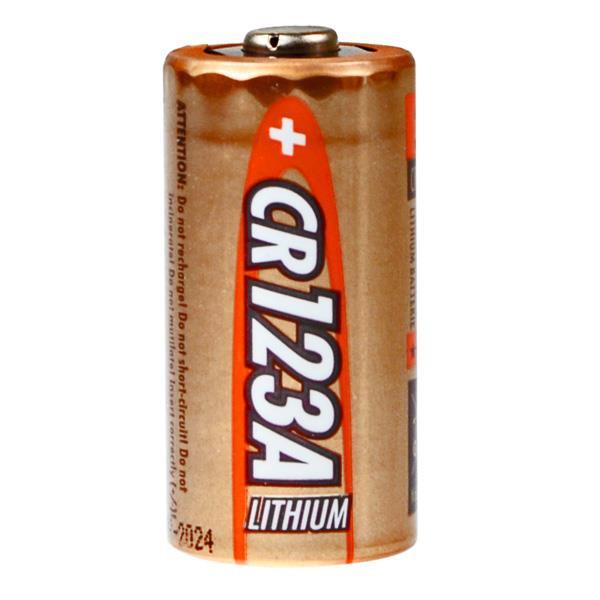 CR123A Ansmann Foto-Lithium Batterie mit 3V und 1.450mAh