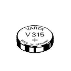 Varta Uhrenbatterie V315 im 10er Pack