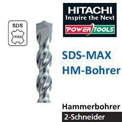 HiKoki HM-Hammerbohrer Multicutter SDS-MAX, Durchm.: 12 mm 540/400 mm, 2-Schneider