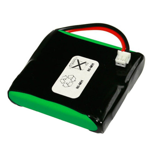 Ersatzakku passend für AVM Fritz MTD Telefon 2,4V 500mAh