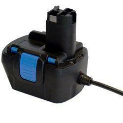 Akku Power Mainsconnector MC-270 APBO/CL 12V ersetzt alle 12V Bosch O-Pack Akkus zB 2 607 335 262