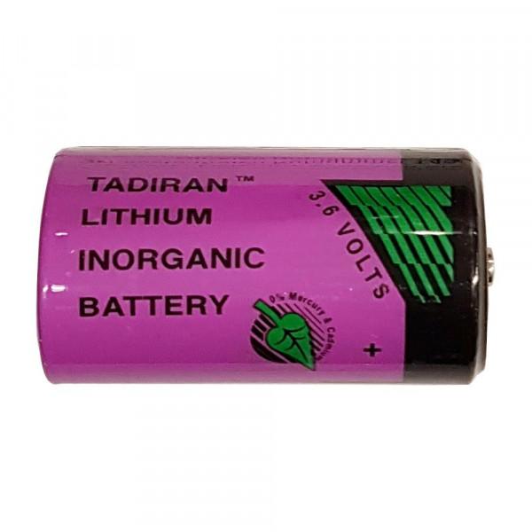 TADIRAN Lithium Batterie SL-2770S Baby Batterie mit 3,6 Volt